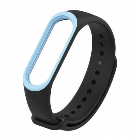 Ремешок Xiaomi Sport MI Band 3 Black/Blue