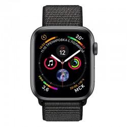 Apple Watch 44mm Series 4 Space Grey Sports Loop MU6E2
