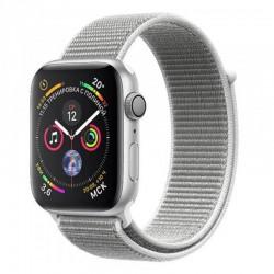 Apple Watch 40mm Series 4 Seashell Sport Loop Silver Alluminium MU652