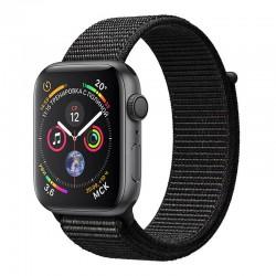 Apple Watch 40mm Series 4 Black Sport Loop Space Grey Alluminium MU672
