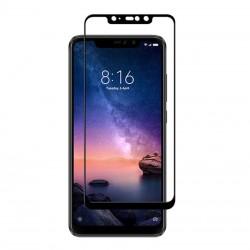 Защитное стекло Xiaomi Mi 8 Lite Full Screen Black