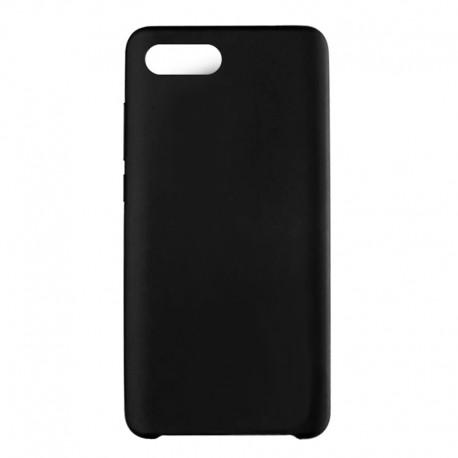 Чехол-накладка Xiaomi Redmi 6a Original Soft Case Black