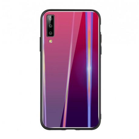 Чехол-накладка Samsung A30 Case Gradient