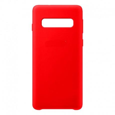 Чехол-накладка Samsung Galaxy S10 Molan Cano Jelly Case (red)