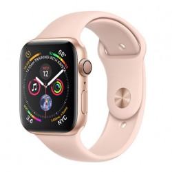 Apple Watch 40mm Series 4 Pink Sand Sport Band Gold Alluminium MU682 US