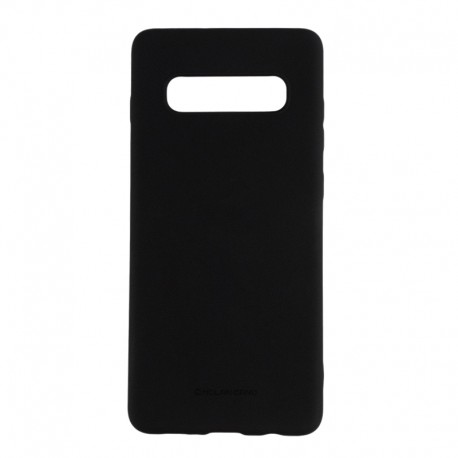 Чехол-накладка Samsung Galaxy S10 Plus Molan Cano Jelly Case (black)