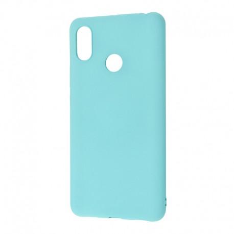 Чохол-накладка Xiaomi Mi Max 3 Molan Cano Jelly Case (mint)