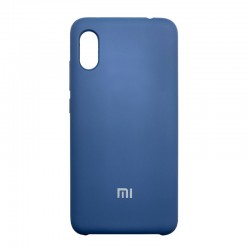 Чехол-накладка Xiaomi Redmi 7A Original Soft Case Blue