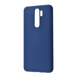 Чехол-накладка Xiaomi Redmi Note 8 WAVE Colorful Case (blue)