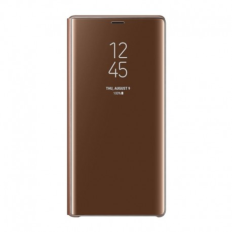 Чехол-книжка Samsung Galaxy Note 9 N960 Clear View Standing Cover EF-ZN960CAEGRU Brown