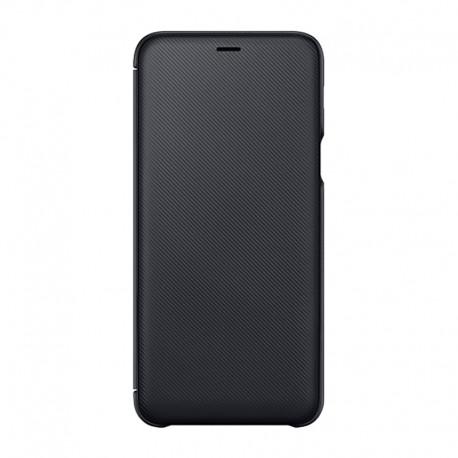 Чехол- книжка Samsung А605 (А6+) EF-WA605CBEGRU Black