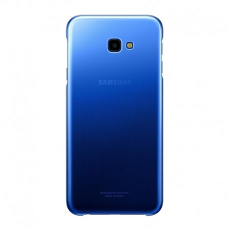 Чехол-накладка Samsung J4+ (J415) Gradiation Cover EF-AJ415CLEGRU Blue