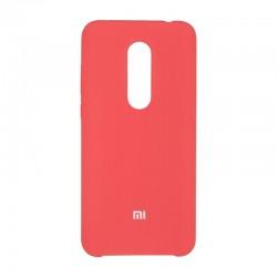 Чехол-накладка Xiaomi Redmi Note 8 Pro Original Soft Case Red
