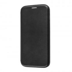 Чехол-книжка Xiaomi Redmi Note 8 Premium Leather Case Black