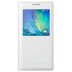 Чехол-книжка Samsung Galaxy A5 A500H  EF-CA500BWEGRU White (оригинал)