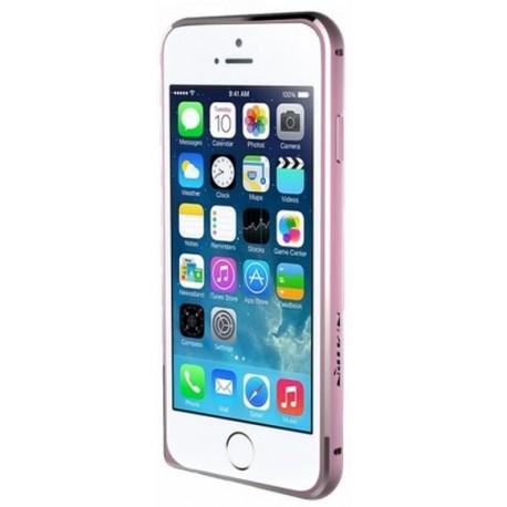 Чехол-бампер iPhone 6 Nillkin Gothic Series Pink