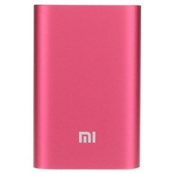 Внешний аккумулятор XIAOMI Mi Power 10000 mAh (2.1A,1USB) Red