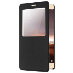 Чехол-книжка Xiaomi Redmi 4X Original Black (c окном)