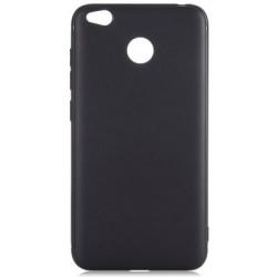 Чехол-накладка Xiaomi Redmi 4X TPU Black