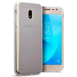 Чехол-накладка Samsung Galaxy J3 2017 J330F TPU Transparent