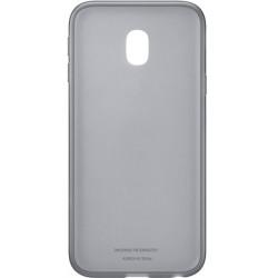 Чехол-накладка Samsung J3 2017 EF-AJ330TBEGRU Jelly Cover Black