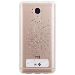 Чехол-накладка Xiaomi Redmi 4X Diamond Silicon Younicou Sun Shine