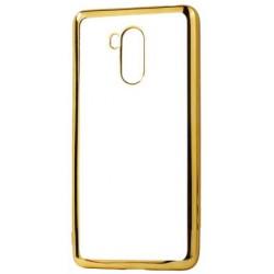 Чехол-накладка Xiaomi Redmi 4 Prime TPU Remax Air Gold