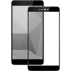 Защитное стекло Xiaomi Redmi Note 4 Full Screen Black
