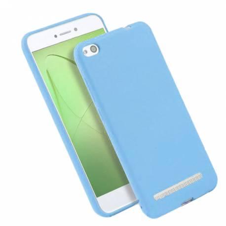 Чехол-накладка Xiaomi Redmi 5A Silicon Case Blue