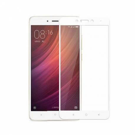 Защитное стекло Xiaomi Redmi 4X Full Screen White