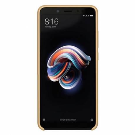 Чехол-накладка Xiaomi Mi A2 Lite/Redmi 6 Pro Original Soft Case Gold