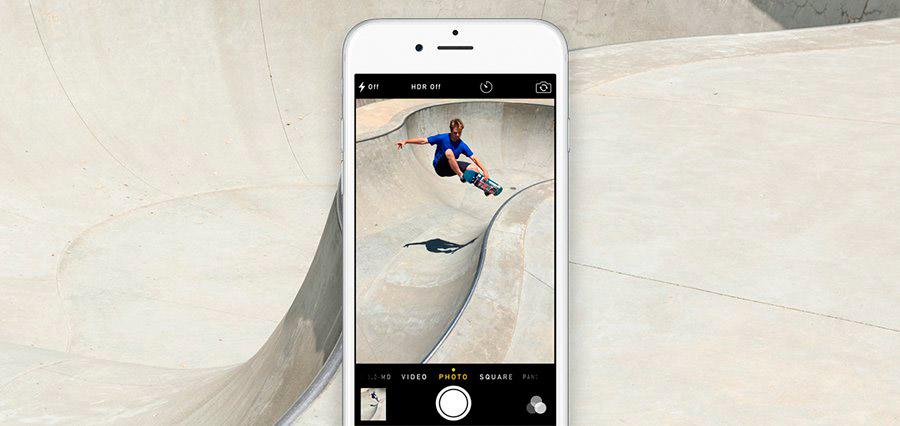apple iphone 6s основная камера