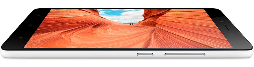 xiaomi redmi note 2 16gb боковая панель и дисплей